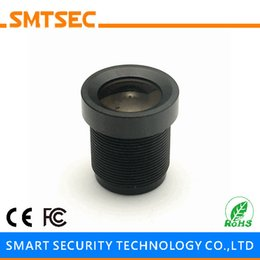 "Wholesale Ip Board Camera - Wholesale- SMTSEC SL-3620B 1 3"" 3.6mm CCTV Lens F2.0 M12*0.5 Mount 92 Degrees Wide Angle CCTV Board Lens for CCTV IP Security Camera"