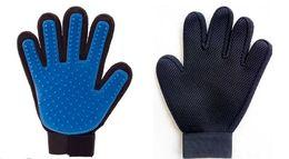 Wholesale Finger Rake - Pet Grooming Glove - Gentle Deshedding Brush Glove - Efficient Pet Hair Remover Mitt - Massage Tool with Enhanced Five Finger Design
