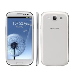 Wholesale S3 Phones 4g - original samsung galaxy s3 i9305 quad core 2G RAM 16G ROM android 4.1 4.8 inch 8mp camera 4G LTE refurbished unlocked phone