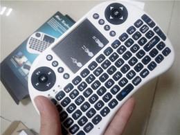 2019 air games pc Rii Air Mouse Wireless Handheld Keyboard Mini I8 2.4 GHz тачпад пульт дистанционного управления для MX CS918 MXIII M8 TV BOX Game Play Tablet Mini PC дешево air games pc