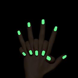 36pcs Nail Art New Fashion Led Uv Gel Neon Glow In Dark Polish