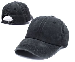 4549e9cd blank strapback hats 2019 - 13 Colors New Arrival Men Women Blank strapback  6 panel Snapback