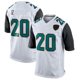 Wholesale Mens American Football Jerseys - 2017 Mens 20 Jalen Ramsey Elite Football Jerseys American Men For Sport Fans Stitched Jersey Team Black White