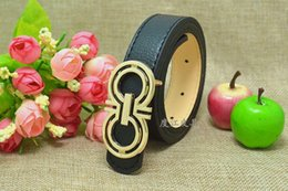 Wholesale Golden Strap - 2017New brand designer kids PU leather belts children boys girls Letter buckle Leisure waist strap waistband children Belts