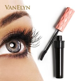 Wholesale Roller Free Shipping - 2017 New Hot Sale Roller Lash Mascara Makeup 8.5g Black Waterproof Classical High Quality Super Curling Mascara Free Shipping Dropshipping