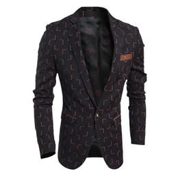 Wholesale Business Men Suit Xxl - Wholesale- New Men Suits Slim Custome Tuxedo Work Office business suit Tailor suit Blazer Jacket Formal Groom Wedding Wear plaid Black XXL