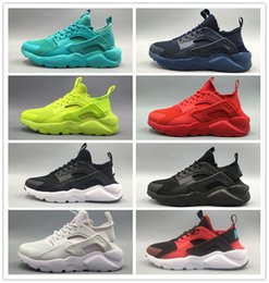 Wholesale Outlet Boot - 2017 New Air Huarache II running shoes Huraches Running trainers man woman outdoors shoes Huaraches sneakers Hurache Wholesale Outlet