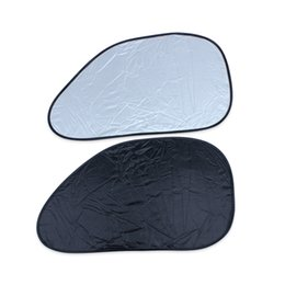 Wholesale Rear Curtain - 2 X 6pcs set Sun Shade screen Full Car Front Side Rear Window Sunshade Curtain Windshield Shades Visor Cover Sun Block Car