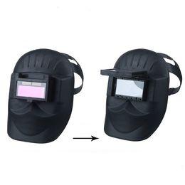 Wholesale Welding Machine Mig Mag - Solar auto darkening welding helmets welding mask  eyes goggles for MMA MIG TIG MAG welding machine equipment