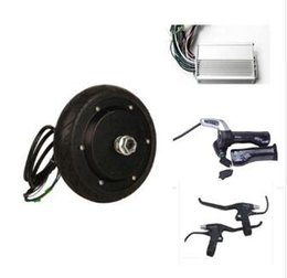 Wholesale Electric Wheels Kit - 6.5 inch 350W 24V electric wheel hub motor without brake , electric scooter motor kit , electric hub motor