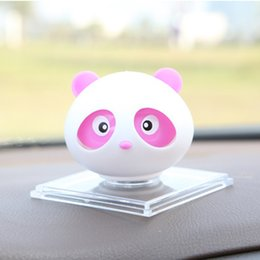 Wholesale Imports Perfumes - Car air freshener angel Cute Panda fragrance perfume for women brand perfume fantasy parking imported car