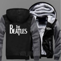 Wholesale Beatles Fashion - The Habitat Sweatshirt Beatles The-Beatles Beatles Swimsuit Rock Music Students