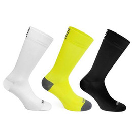 elbow pad socks Coupons - Sky Knight New High Quality Professional Cycling Socks Men Women Protect Feet Breathable Wicking Sport Bike Socks G004