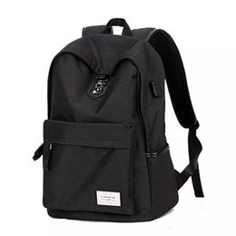 Wholesale South Korean Men Street Fashion - MEN'S BACKPACK KOREAN FASHION PERSONALITY OF COLLEGE STUDENTS OF SENIOR HIGH SCHOOL STUDENTS IN JAPAN AND SOUTH KOREA STREET BAG