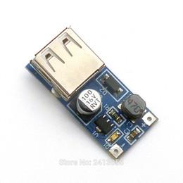 Wholesale Dc Booster 5v - 0.9V-5V To 5V DC-DC USB Voltage Converter Step Up Booster Power Supply Module