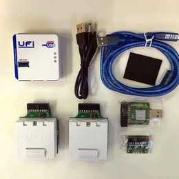 Wholesale Unlocked Services - UFi Box powerful EMMC Service Tool can Read EMMC user data, repair, resize, format, erase, read write update firmware on EMMC
