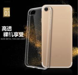 Caso trasparente s5 online-Crystal Hard Plastic Clear Transparent Custodia posteriore per iphone7 7Plus 6 6Plus 5S 5C SE Galaxy S6 S7Edge S5 Note7 5