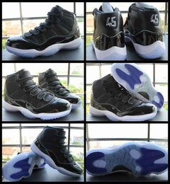 62d48d3cbab4f Hot Selling 11 XI Space Jam 45 Basketball Shoes For Men