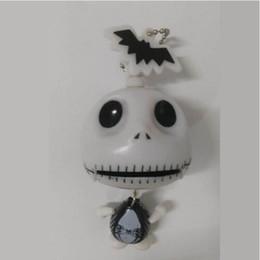 Canada 50pcs 15cm Halloween la nuit précédant Noël dansant la figure de poupée Jack Squelette. Offre