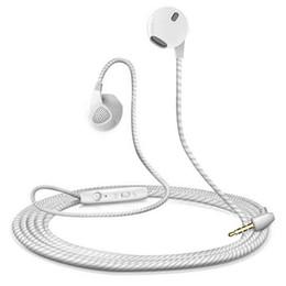 Iphone di commercio online-Tappi auricolari intelligenti in-ear drive-by-wire per il commercio estero Cuffie standard americane