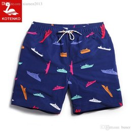 Wholesale Quick Drying Swim Trunks - Wholesale-Men Swim Surf Board Beach Shorts Trunks Swimwear Swimsuits Mens Brand Swimming Boxers Run Casual Outdoor Jogger Shorts Quick Dry