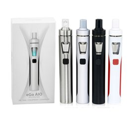 Wholesale E Lock - Joyetech eGo AIO Kit With 1500mAh Battery 2.0ml Capacity Tank Anti-leaking Structure And Childproof Lock All-in-one Device E Cigs Kits