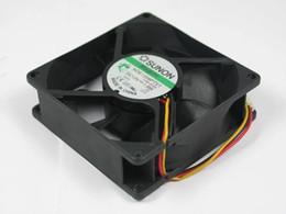 SUNON KDE1208PTV1, 13.MS.AF.GN Server Ventilateur de refroidissement carré ? partir de fabricateur