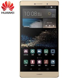 "Wholesale Huawei 4g Wifi - Unlocked Original Huawei P8 Max Mobile Phone Kirin 935 Octa Core 3GB RAM 32GB 64GB ROM Android 5.0 6.8"" IPS 1920X1080 13MP 4G FDD LTE Phone"