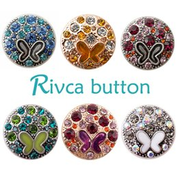 Wholesale European Owls - D00246 newest noosa owl rivca chunk button for bracelet jewelry noosa chunk