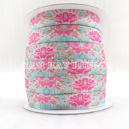 10Options Lilly Prints 50Yards 5/8