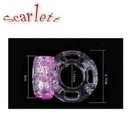 Wholesale Sheep Sex Toy - Cockring Vibrator Arrival Male Chastity Device The Penis Ring free Vibration Ring, Cock Delay Sheep Eyes, Sex Toys, Products, Adult Toys