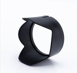 Wholesale Hood Material - Wholesale- F16286 Petal Shaped Sun Shade Lens Hood Protective Cover for DJI Phantom 3