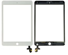 2019 placa auo AAA Quatity Para ipad mini3 Touch Screen Digitador Assembléia Painel de Toque IC Flex Cable Camera Suporte de Substituição Frete Grátis