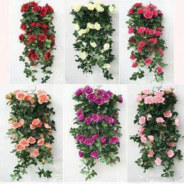 Usine En Gros De Chine 6 Couleurs Rose Fleurs Têtes Bouquet Artificielle Pivoine Real Touch Fleurs Vigne Maison et Décoration De Fête De Mariage ? partir de fabricateur
