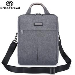 Wholesale Princes Bags - Wholesale- Prince Travel Brand Men Messenger Bags Large Business Mens Bag Laptop Briefcase Light Fashion Travel Bag