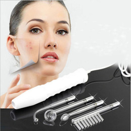 Wholesale Treatments Products - 2017 new products Skin Care High Frequency Infared Darsonval Spot Remover Facial Skin Care Acne Devic