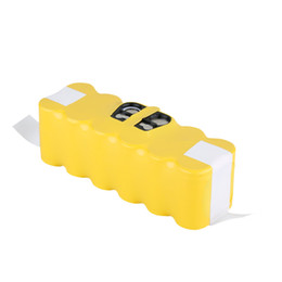 Wholesale Vacuum Cleaner Roomba - FLOUREON 14.4V 3500mAh Ni-MH Battery for iRobot Roomba Vacuum Cleaner Rechargeable Battery Pack Replacement for 520 550 560 780