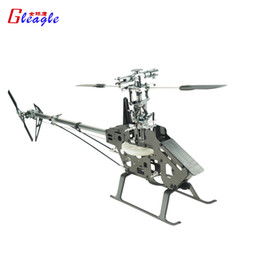 Wholesale Global Eagle C with stabilizer bar Helicopter Unassembled Frame kit for hobbies DIY
