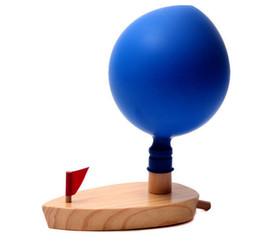 Toptan Satış - Bebek Oyuncakları Balon Powered Waterwheel Tekne Klasik Oyuncaklar Eğlenceli Oyun Oyuncak Ahşap Banyo Oyuncakları Hediye nereden