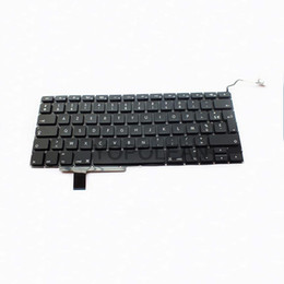 "Wholesale 17 Macbook Pro Layout - Clavier For Apple Macbook pro 17"" AZERTY A1297 keyboard Français French France Layout 2009 - 2012 Year High Quality Perfect Working"