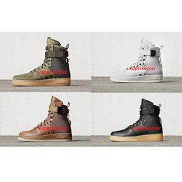 Wholesale Massage Boots - [With Box]Hot Sale Special Field Air 1 One Men Women High Boots Running Shoes Sneakers Unveils Utility Boots Armed Classic Shoe