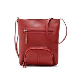 Wholesale Women Stylish Handbag Wholesale - Wholesale-HOT Selling Luxury Women Leather Handbags Stylish Travel Casual Briefcase Messenger Bag Bolsa Feminina #5598