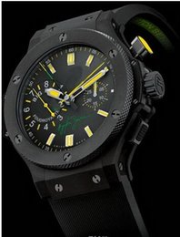 Wholesale New 55 - Hot sell New men's watches Big (Steel   Carbon   Rubber) Gents Automatic watch *55