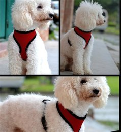 Wholesale Pet Supplies Harnesses - Fashion Dog Harness Nylon Net Pet Soft Air Mesh pet Supplies Products Nice ,cheap, affordable Free Shipping