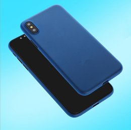 Wholesale Grinding Manufacturers - Manufacturer direct sales of new ip x ultra-thin pp, 0.3MM transparent full package of ip 8 grinding cell phone covers