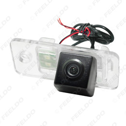 Wholesale Car Rear View Audi - FEELDO Special Car Rear View Camera for For Audi A3(2012~present) A6(2004~2011) Sedan Parking Camera #4361