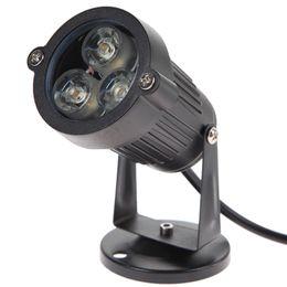 Wholesale Outdoor Garden Lighting Spot - Wholesale- 9W LED Lawn Light 12V Outdoor Waterproof IP65 Spot Lighting LED Garden light Lawn Lamps