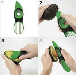 Wholesale Grips Tools - Good Grips 3-IN-1 Avocado Slicer With Knife Pitter Peeler And Scoop. Kitchen Utensil Tool Multi-functional Good Grips Gadget KKA2032