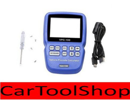 Wholesale Nissan Pin Code - VPC100 Hand-Held Vehicle Pin Code Calculator For Almost All Cars With 500 Token Update Online VPC 100 VPC100 Pin Code Calculator