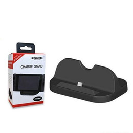 switch charger UK - Charging Stand Charge Bracket Holder Fast Charging Dock Station Charger For Switch NS Console Controller Gamepad USB TYPE-C